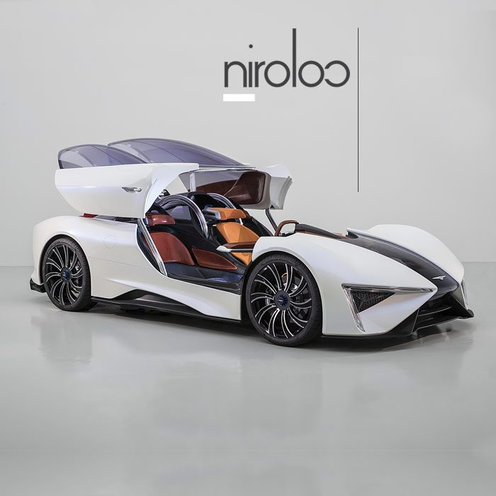 NIROLOC <br><h7>– web design –</h7>