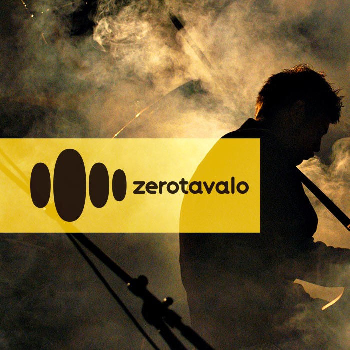 ZEROTAVALO – MUSIC PRODUCTION<br><h7>– logo design –</h7>