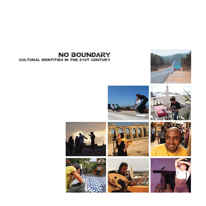 NO BOUNDARY- DOCUMENTARY<br><h7>– production, logo & web design –</h7>